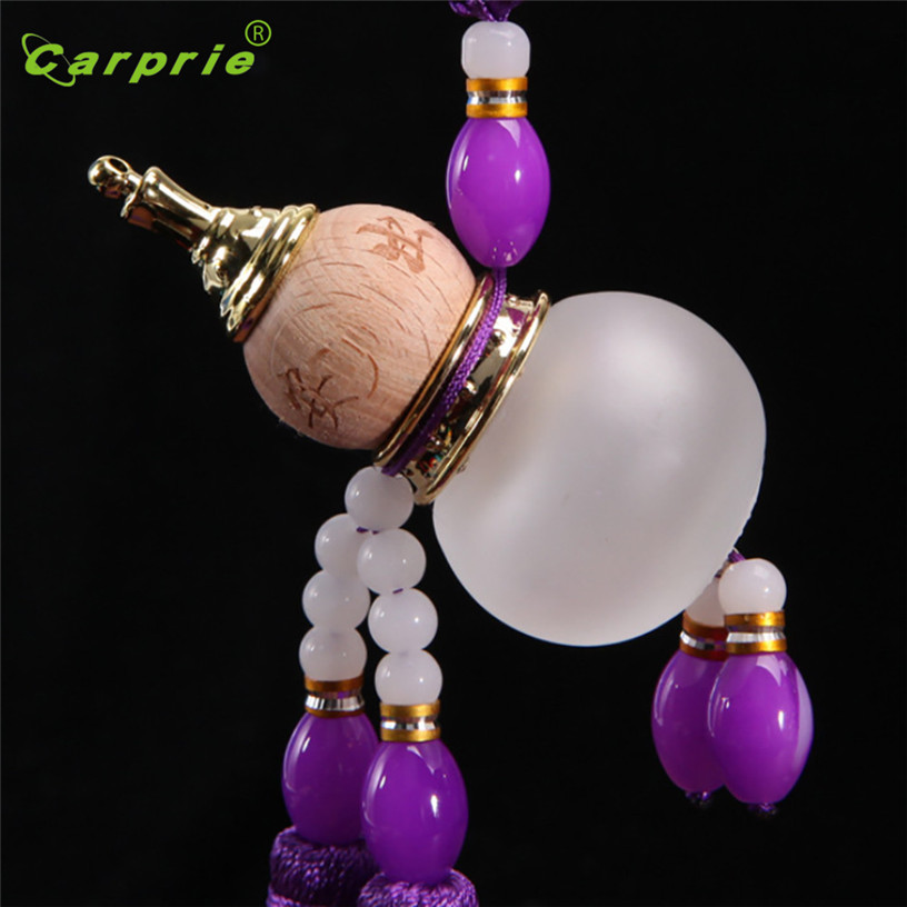 Dropship Hot Selling Car Perfume Car Hanging Glass Gourd Perfume Ornaments Car Interior Small Gift Jul 26
