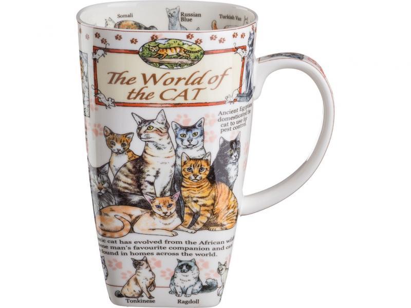 Mug Lefard, The world of the cat, 600 ml кружка lefard the world of the cat 600 мл hy0020m112 650cc