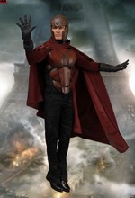 1/6 scale Figure doll X-Men Magneto Michael Fassbender.12″ action figures doll.Collectible figure model toy gift