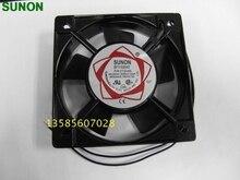 For Sunon For Sunon fan fan SF11025AT P / N 2112HBL 11CM 110*110*25MM 11*11  11025 220V ball bearing