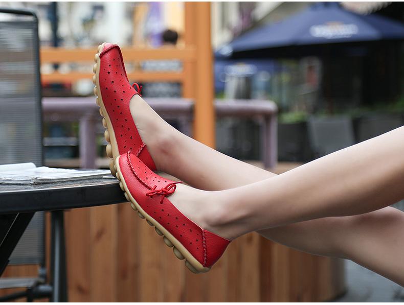 AH915 (26) Women's Loafers