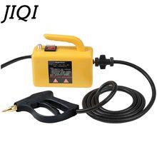 JIQI yüksek sıcaklık yüksek basınçlı mobil temizleme makinesi buharlı temizleyici otomatik pompalama sterilizasyon dezenfektan 2600W 1.8M