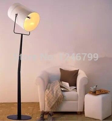 Modern Simple Diesel Fork Lampara de Pie Bedroom Living Room Floor Reading Lamps Famous Designer Diesel