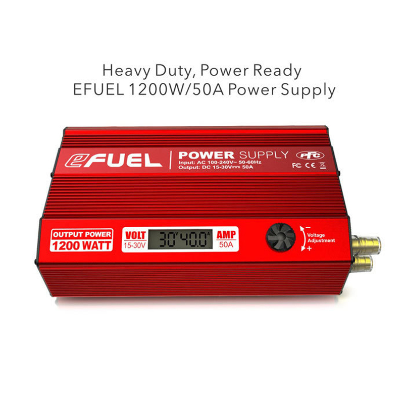 Original SkyRC EFUEL 50A 1200W Power Supply SK-200015 SkyRC charger skyrc efuel power strip with usb port power supply charger to five electrical devices 10 ampere for rc quadcopte toys helikopter