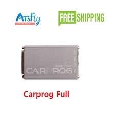 Бесплатная Доставка Основной Блок Из Carprog Полный V9.31 ЭКЮ Чип Tunning автомобилей диагностический инструмент