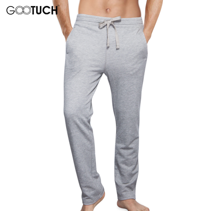 Men's Cotton Sleep Bottoms Pyjama Lounge Pants Pantalon Hombre Nightwear Man Pijama Masculino Men Pajama Pants 5XL 6XL 2499A