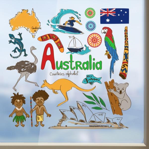 popular wall stickers australia buy cheap wall stickers birds tree wall stickers auall270 68 00 wall