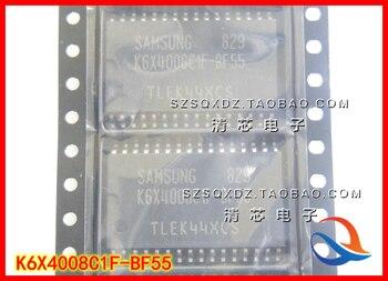 20 piezas K6X4008C1F-BF55 nuevo