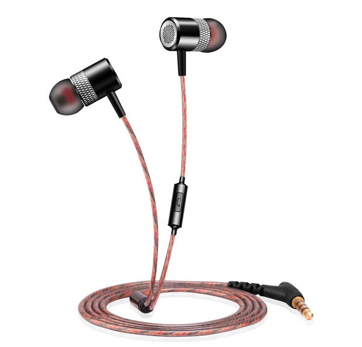 Bass boosted earphones - earphones cloudio j1 noise