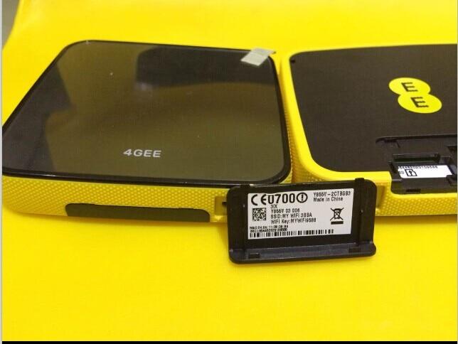 Unlock Alcatel Y855 4G LTE FDD150Mbps WiFi Router Mobile Hotspot PK E5776 White/black цена