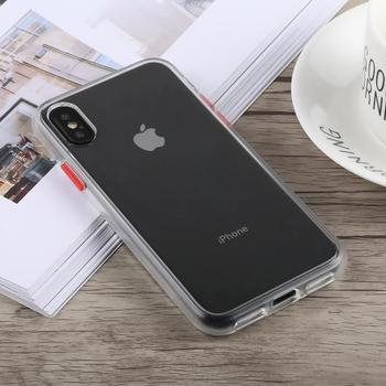 iPhone X Case Shockproof Clear