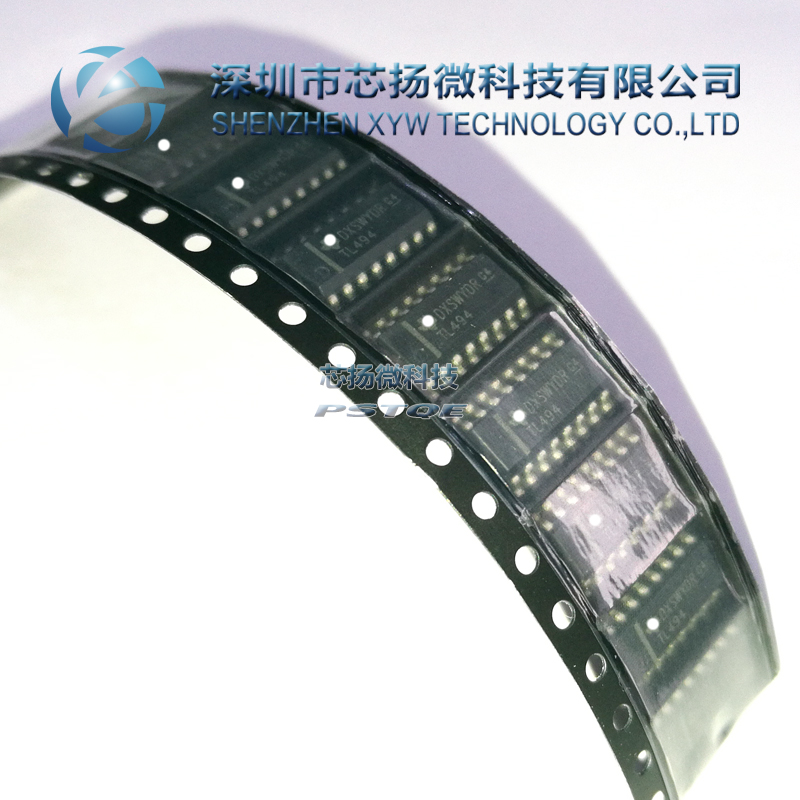 Lower Price with Pstqe New Tl494cdr Sop16 Tl494c Sop Tl494 Smd Ic Free Shipping To Adopt Advanced Technology Back To Search Resultsconsumer Electronics