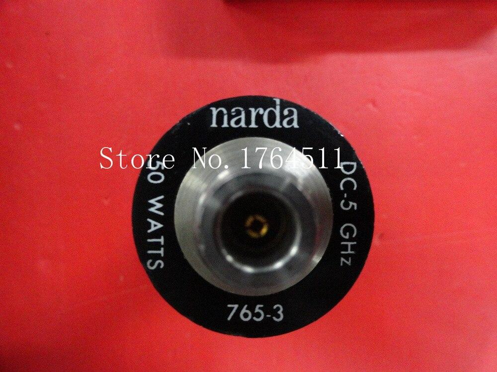 [BELLA] Narda 765-3 DC-5GHz 3dB 50W Fixed Attenuator
