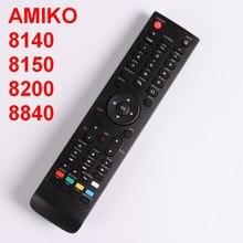 รีโมทคอนโทรลสำหรับ AMIKO Mini HD 8150 8200 8300 8360 8840 SHD 7900 8000 8110 8140 STHD 8820,8800, micro combo