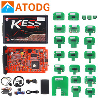 DHL Free Online Version KESS 5.017 EU Version Kess V2 V5.017 V2.23 KTAG V7.020 No Token OBD2 Manager Tuning Kit K TAG 7.020