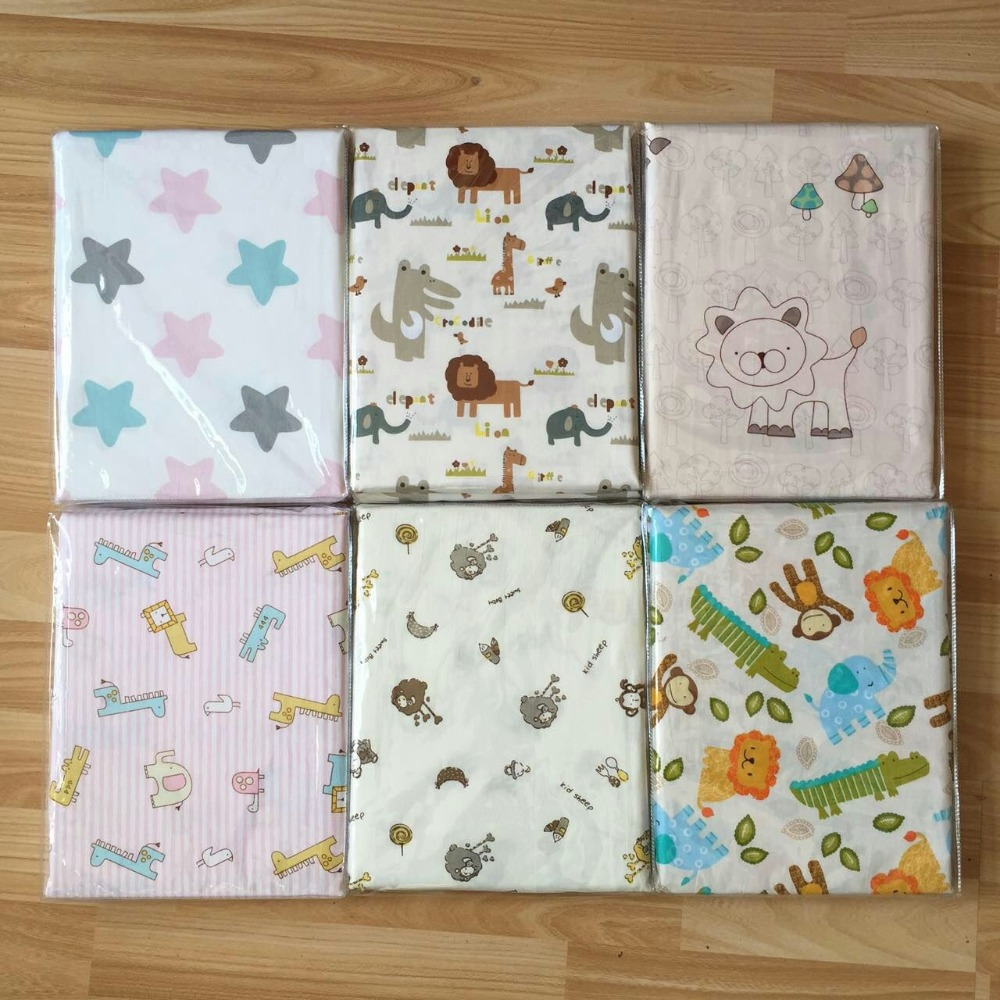 Baby bed sheet pattern - Giol Me Num Baby Bed Sheet 100 Cotton Newborn Bedsheets Cartoon Baby Environmental Protection Reactive