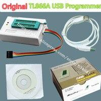 Free Shipping 100 Original New MiniPro TL866A Programmer TL866 Universal MCU USB Programmer