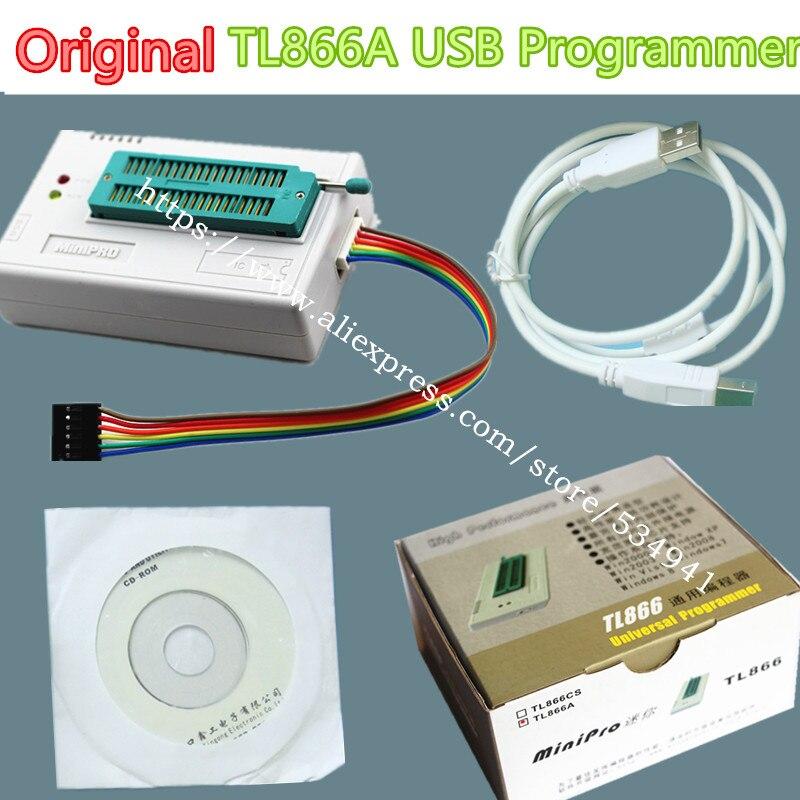 minipro tl866 универсальный программатор