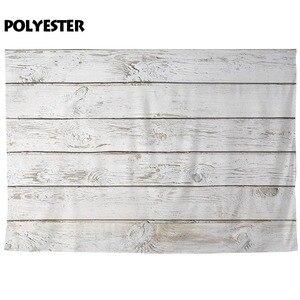 Image 4 - Allenjoy Fotografie Achtergrond Pure White Vintage Hout Board Vloer Muur Achtergrond Foto Studio Photophone Photocall Schieten Decor