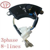 2KW 3KW YP AVR Gasoline Generator Accessories Single Phase Generator Automatic Voltage Regulator