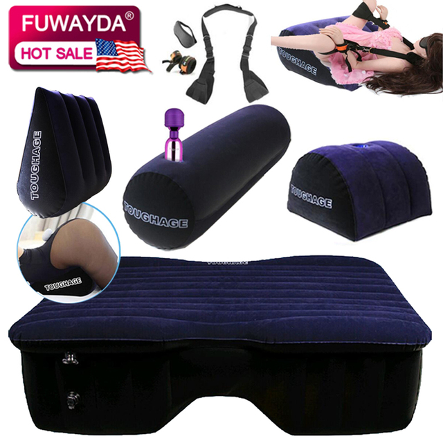 Universal Car Beds waterproof New Inflatable CAR BED Flocking Cloth Inflatable air SEX car bed TRAVEL for back seat relaxing