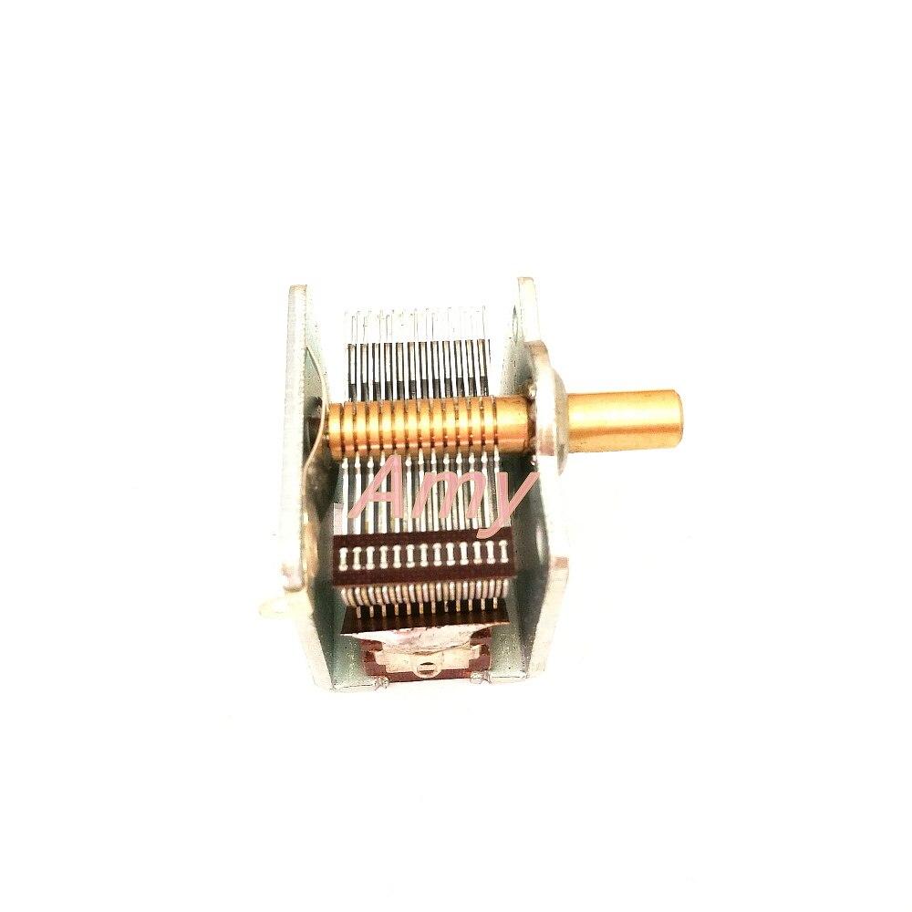 Fudan brand single joint air medium variable capacitor 12-365PF handbag