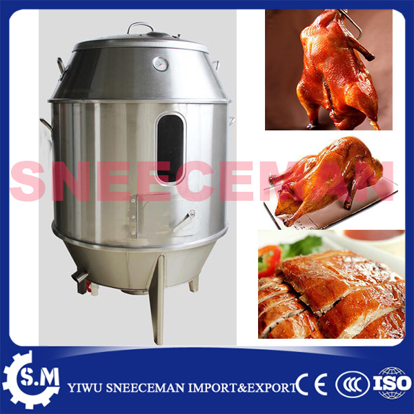 18-20pcs stainless steel Roasted duck ove bbq grills roast stove oven charcoal duck goose stove