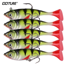 Silicone Goture Lure Fishing