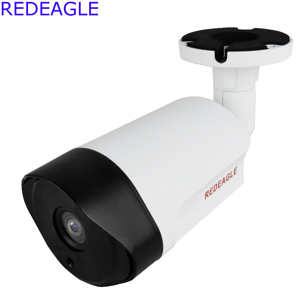 REDEAGLE 1080P 2MP AHD Outdoor Security Camera HD Sony IMX323 Waterproof Night Vision Metal Body Bullet Cameras blueskysea 2k hd s60 body personal security