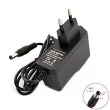 Zuczug DC источник питания 9 в 1 а AC 220 В до 12 В адаптер питания 9 в ЕС штепсельный адаптер DC 9 в вольт источник питания Светодиодная лента ТВ коробка