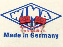 2019 hot sale 10pcs/20pcs German capacitor WIMA MKP10 2000V 1000PF 2000V 102 1.0NF P: 10mm Audio capacitor free shipping