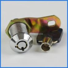 10 шт. 27 мм удалите ключ в 2 Позиции цилиндр Toolbox шкафчик cam lock с той же ключи