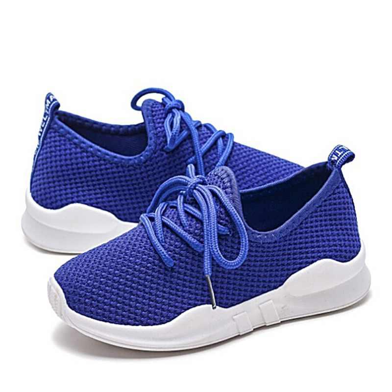 ฤดูใบไม้ผลิฤดูใบไม้ร่วงเด็กรองเท้าตาข่าย Casual เด็กรองเท้าผ้าใบสำหรับ Boy Girl เด็กวัยหัดเดินเด็ก Breathable กีฬารองเท้า