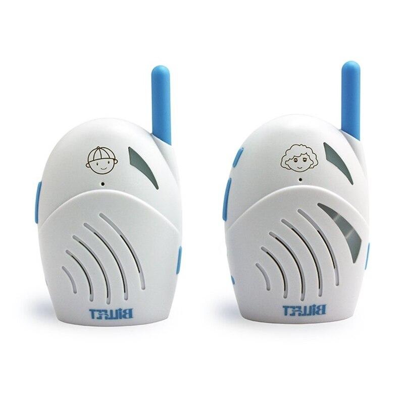 Горячая бебек telsizi карманный фетальный doppler 2.4 ГГц 2 способ соединиться с портативный низкий сигнал тревоги батареи камера цифровой бебека бебека telsizleri няня