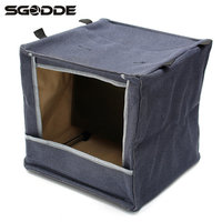 New Arrival 30x30x30cm Portable Foldable Slingshot Target Box Recycle Ammo Hunting Catapult Archery Case Holder Gifts