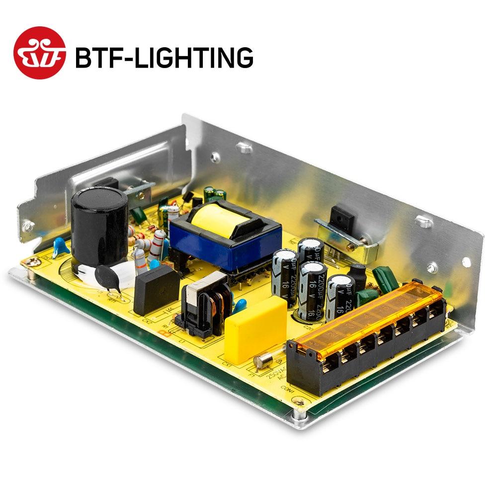 5V 2A/3A/4A/5A/8A/10A/12A/20A/30A/40A/60A светодиодный выключатель питания Трансформаторы WS2812B WS2801 SK6812 SK9822 APA102 светодиодный фонарь