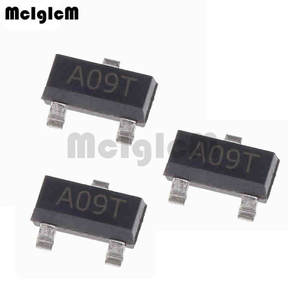 MCIGICM Ta Transistor Smd Mosfet N-Channel SOT-23 AO3400A 100pcs 30V Surface-Mount