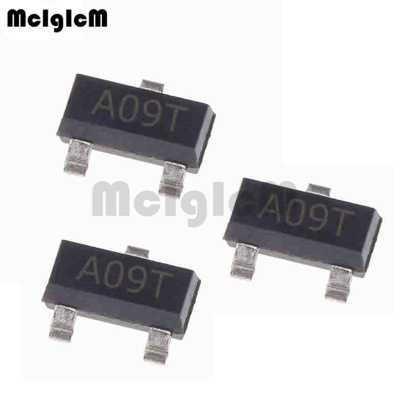 20PCS NEW AO3401 SOT-23 P-Channel MOSFET TRANSISTORS