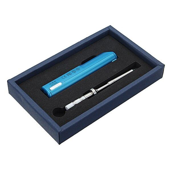 TS100 fer à souder électrique Mini LED numérique programmable température fer à souder électrique soudage facile à démonter
