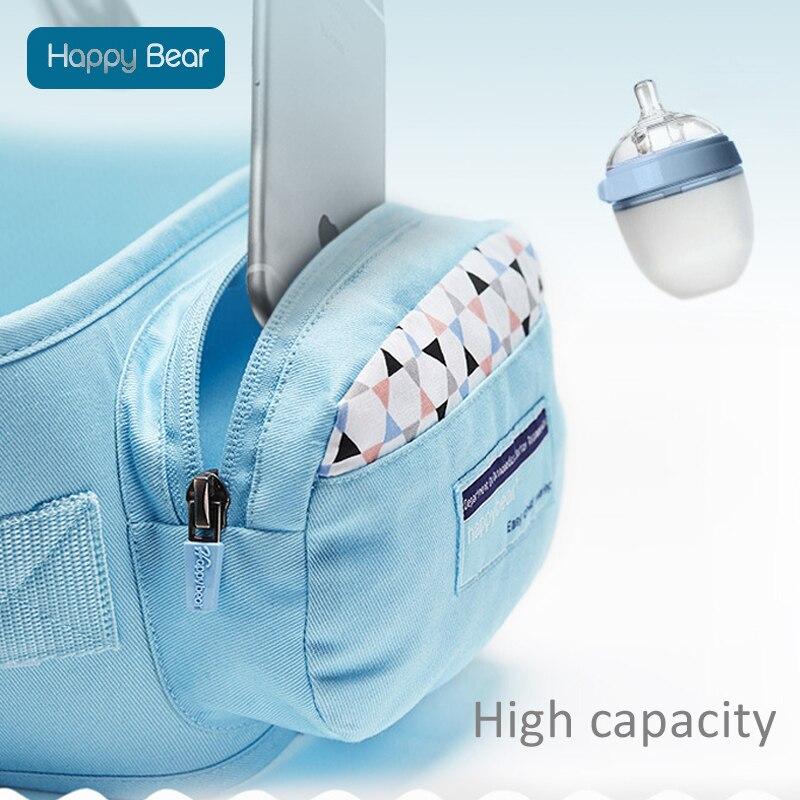 HappyBear Fashion Nosidełko dla niemowląt o dużej pojemności - Aktywność i sprzęt dla dzieci - Zdjęcie 4