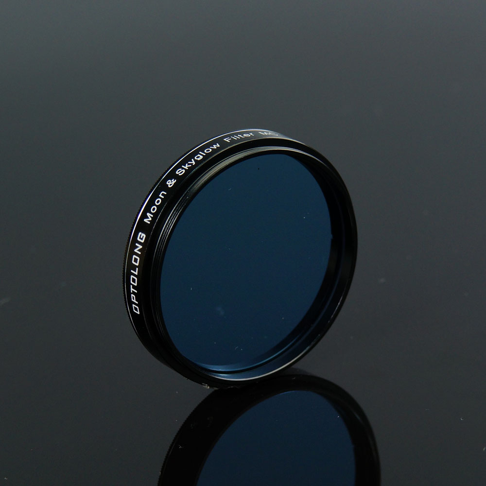 OPTOLONG 1 25 Filter Moon Skyglow Standard Eyepiece Filter for Astronomy Monocular Telescope M0053A