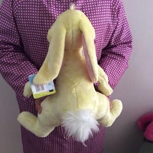 Image 2 - Free Shipping 40cm 15.7 Original Winnie good friend Rabbit Stuff Animal Soft Plush Toy Doll Birthday Children Gift Collection