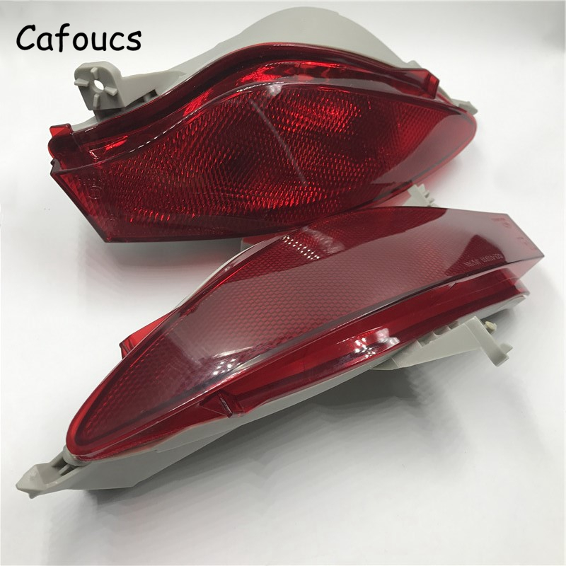 cafoucs car tail bumper reflector light for mazda. Black Bedroom Furniture Sets. Home Design Ideas