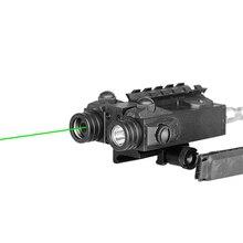 Laserspeed Self-defense Sight สำหรับปืนไรเฟิลสีเขียวเลเซอร์ไฟฉายสำหรับล่าสัตว์