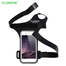 Floveme спортом Бег наручные сумка чехол для Apple iPhone 6 6S 7 плюс чехол телефона сумки повязку наручные сумки для iphone 6S 7 Чехол