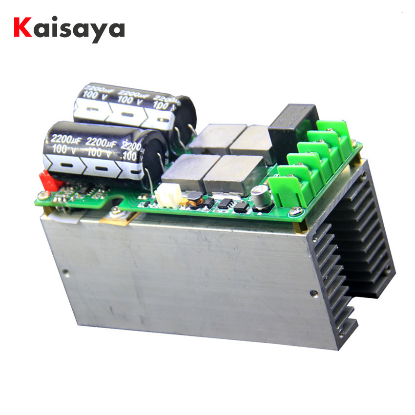 1700W HIFI High Power IRFP4227 IRS2092 Class D Mono Digital power amplifier board Stage power Audio amplifiers board