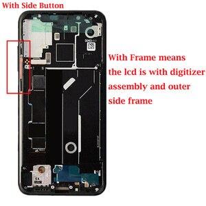 Image 2 - Super Amoled LCD pour Xiaomi Mi8 Explorer LCD affichage numériseur écran tactile remplacement pour Xiaomi 8 LCD pour xiaomi MI 8 SE LCD