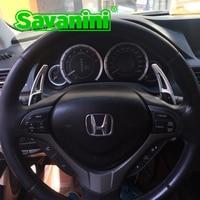 Savanini Алюминиевый Рычаг переключения передач для Honda Spirior (2009-2013) и Acura (2009-2012) Авто Стайлинг