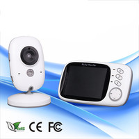 High Resolution Baby Monitor 3 2 Inch Wireless Video Color Baby Nanny Security Camera Night Vision