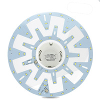 Ceiling Fixture LED Ring Panel Circle Lights 10W 15W 20W 24W 180V 265V Driver SMD 5730